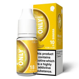 Flavourtec Only - Banana 10ml