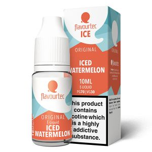 Flavourtec Ice - Iced Watermelon 10ml