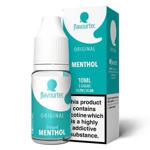 Flavourtec Original - Menthol 10ml