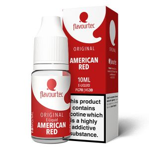 Flavourtec Original - American Red 10ml