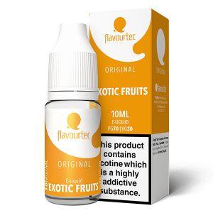 Flavourtec Original - Exotic Fruits 10ml