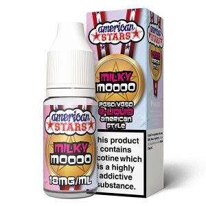 American Stars - Milky Mooo 10ml
