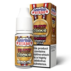 American Stars - Nutty Buddy Cookie 10ml