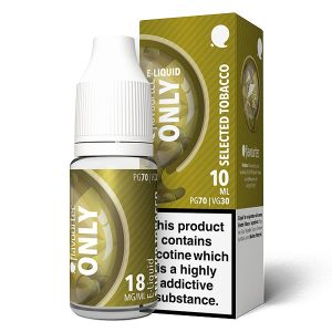 Flavourtec Only - Selected Tobacco 10ml
