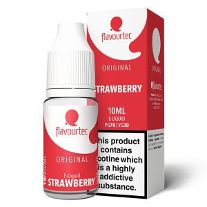 Flavourtec Original - Strawberry 10ml