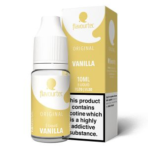 Flavourtec Original - Vanilla 10ml