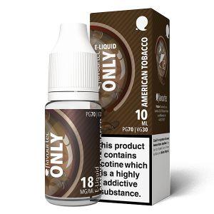 Flavourtec Only - Wild West Tobacco 10ml